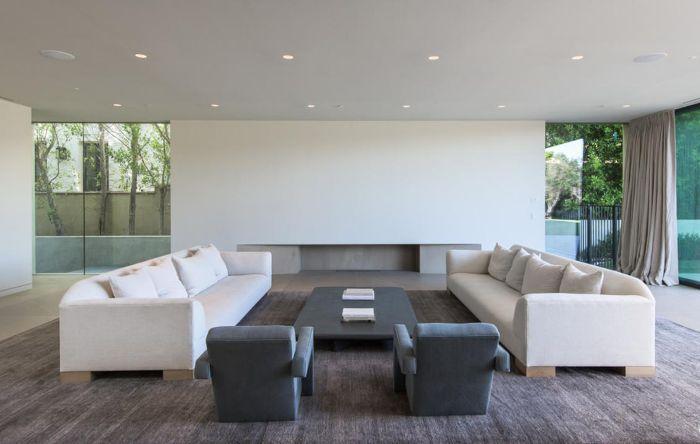 Step Inside Kim And Kanye S 18 Million Bel Air Mansion