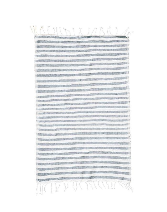 The Little Market Striped Hand Towel