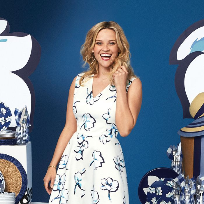 Reese Witherspoon for Crate and Barrel