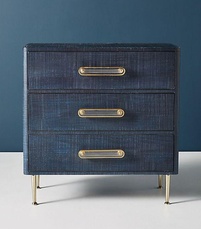 Odetta Three-Drawer Dresser