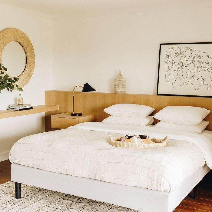 Chriselle Lim—Modern bedroom