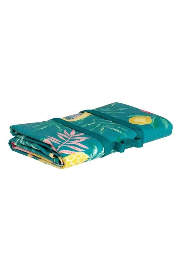 - Picnic Blanket - Turquoise/fruit - H & m Home