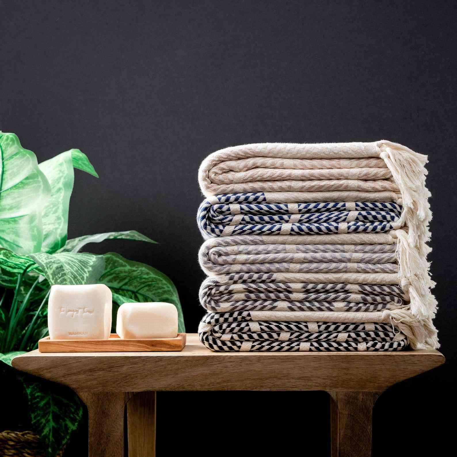 The Longest Thread Turkish Towels