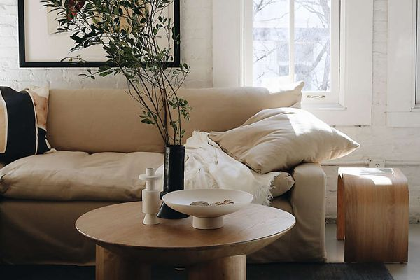 crate and barrel cloud couch