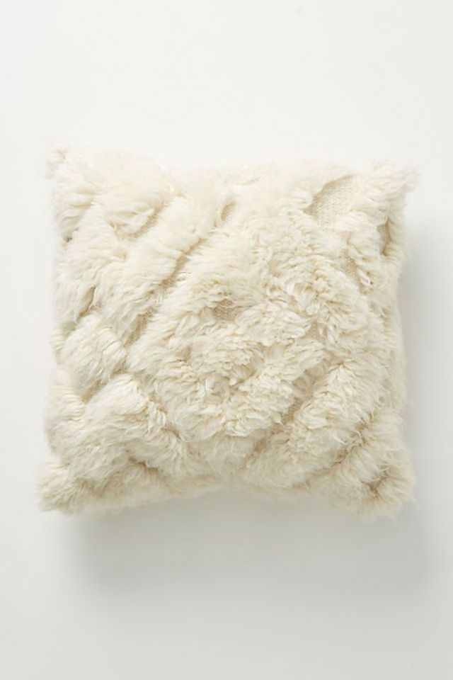 Wool Camille Pillow