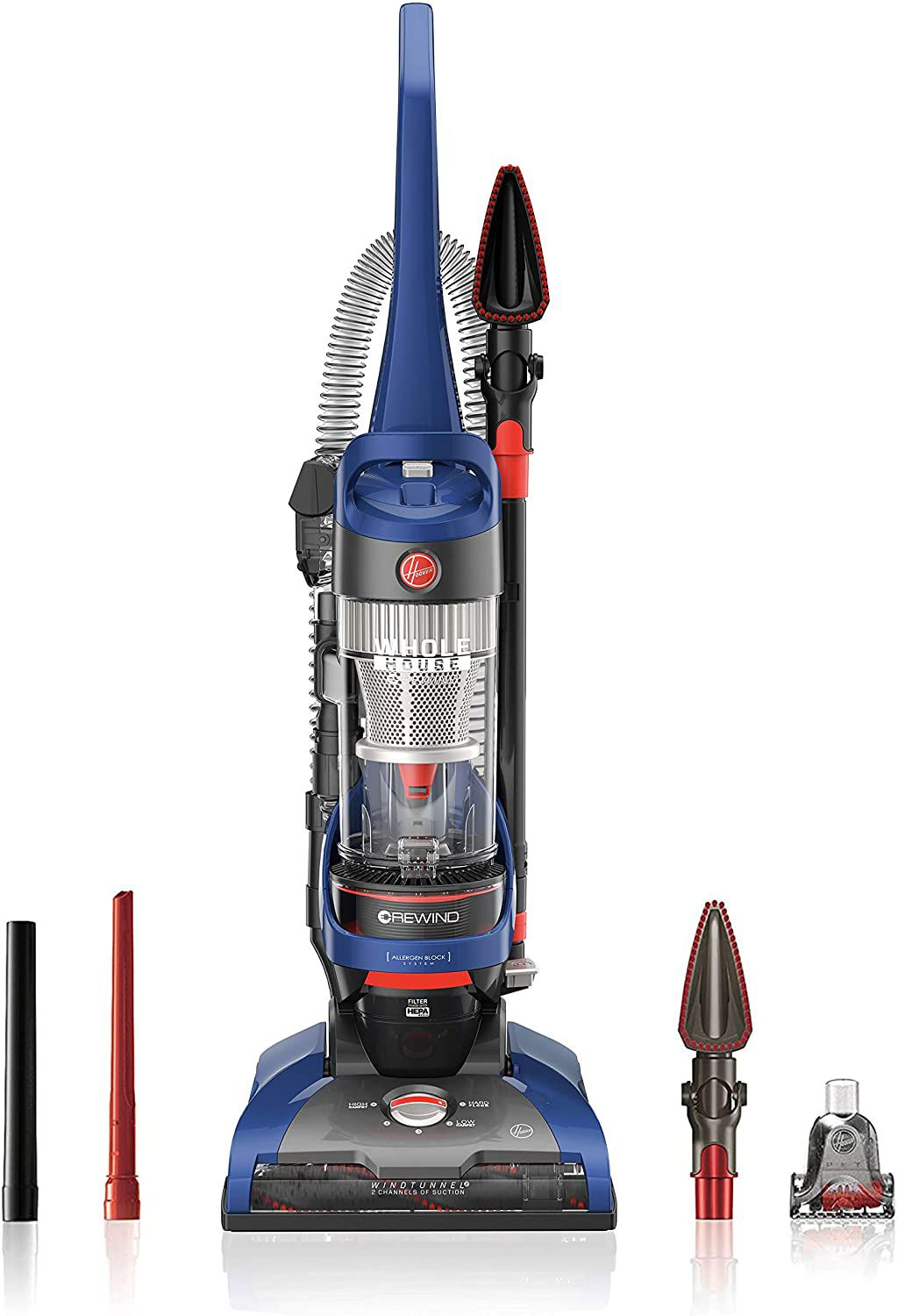 Hoover UH71250 WindTunnel 2 Whole House Rewind