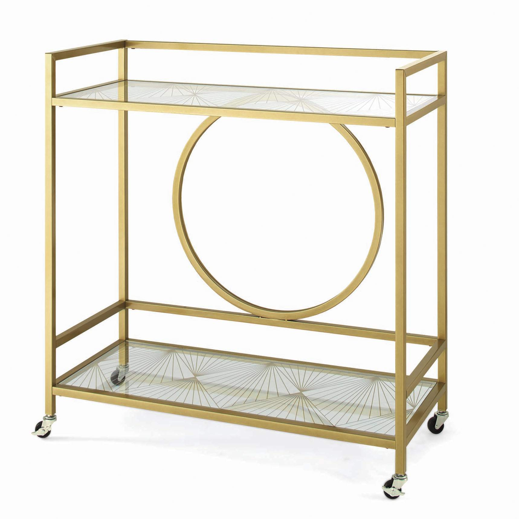 Better Homes and Gardens Nola Bar Cart—Amazon Mother's Day Gifts