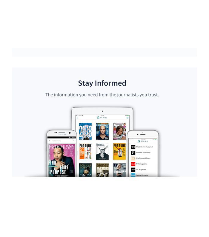 Scribd One-Month Subscription