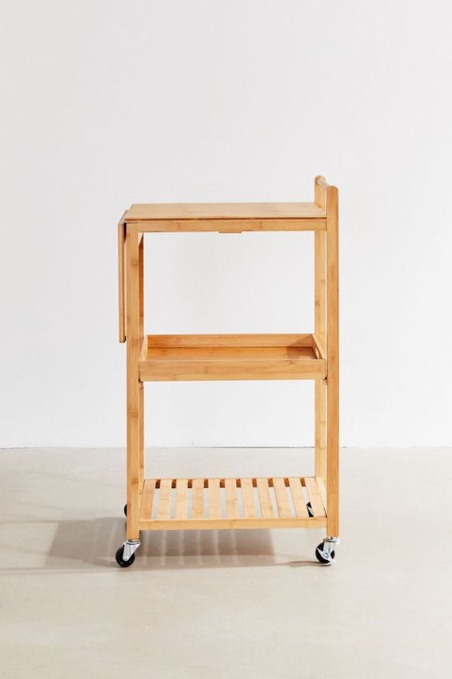 Carro de bambú