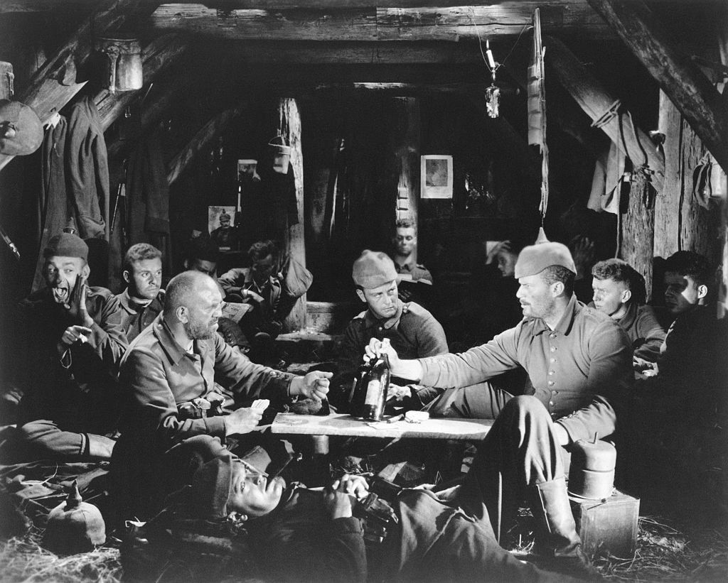 best black and white movies - all quiet on the westward front
