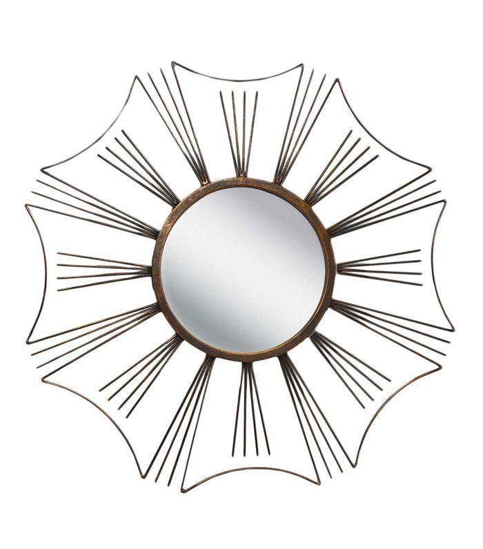 sunburst mirrors