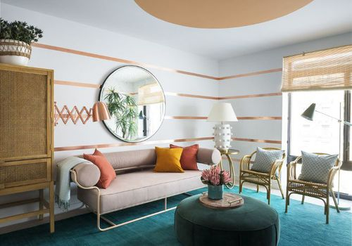 Maximalist Living Room