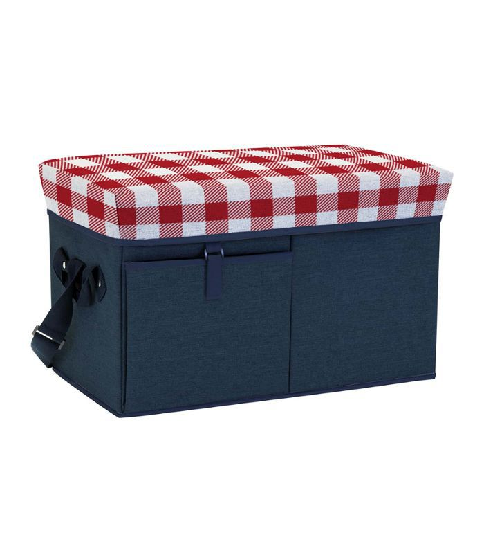 Picnic Time Ottoman Cooler What to Bring for Thanksgiving Dinner
