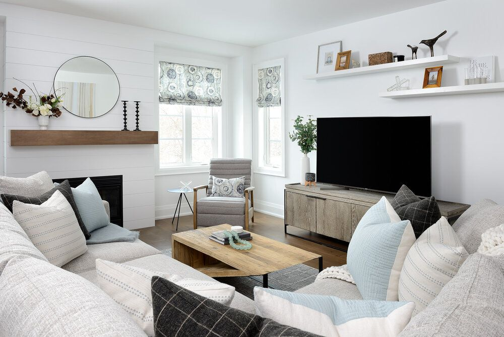 25 Beach House Living Rooms That Bring, Beach House Living Room Ideas