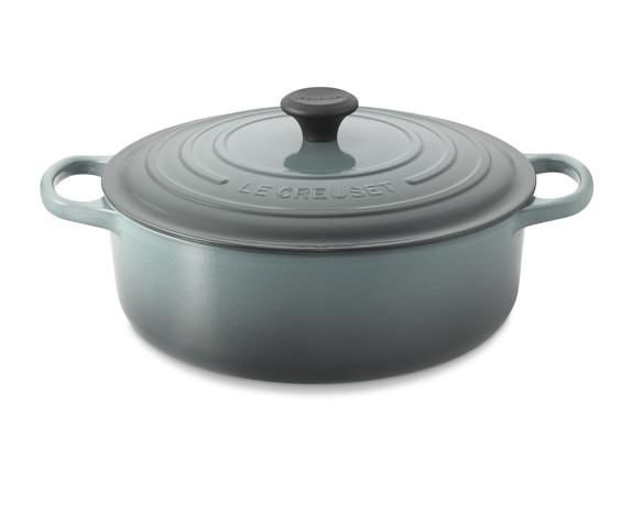 Le Creuset Signature Round Wide Dutch Oven Side Dishes for Pizza