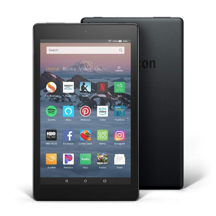 Amazon All-New Fire HD 8 Tablet