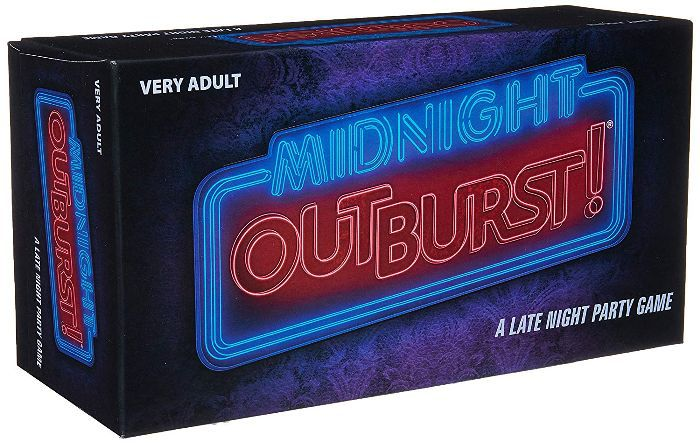 Party Games for Adults Midnight Outburst