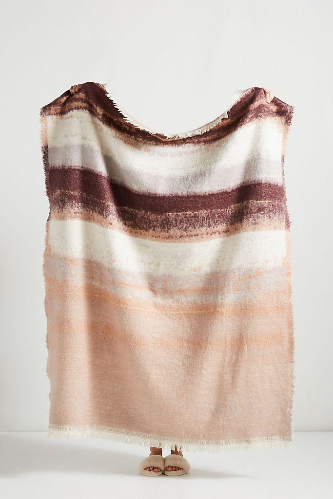 Matilda Jacquard-Woven Throw Blanket
