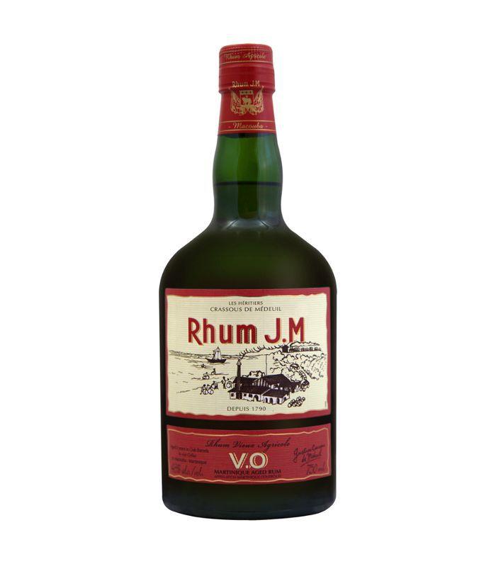 J.M VO Aged Rhum Agricole