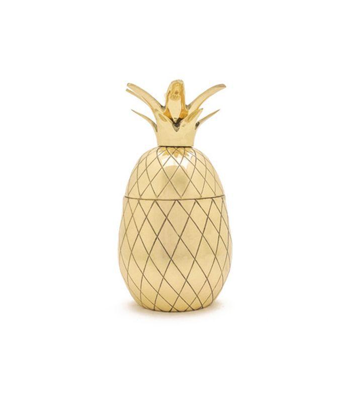 W&P Design Large Pineapple Tumbler