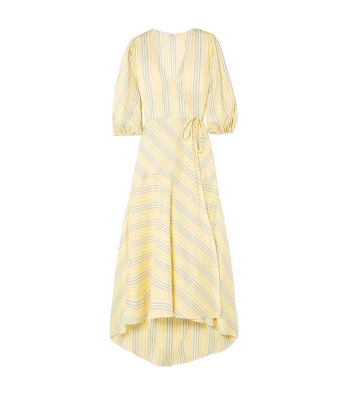 Saloni Colette Mini Dress Multi 8