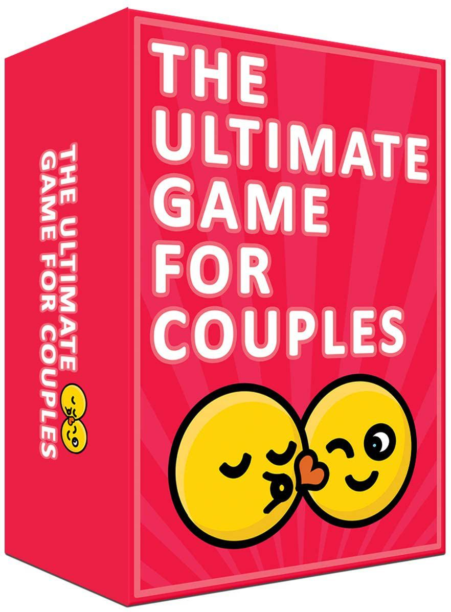 The Ultimate Game for Couples Cards