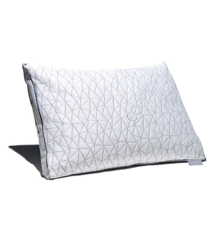 Coop Home Goods Eden Shredded Memory Foam Pillow Luxurious Pillows