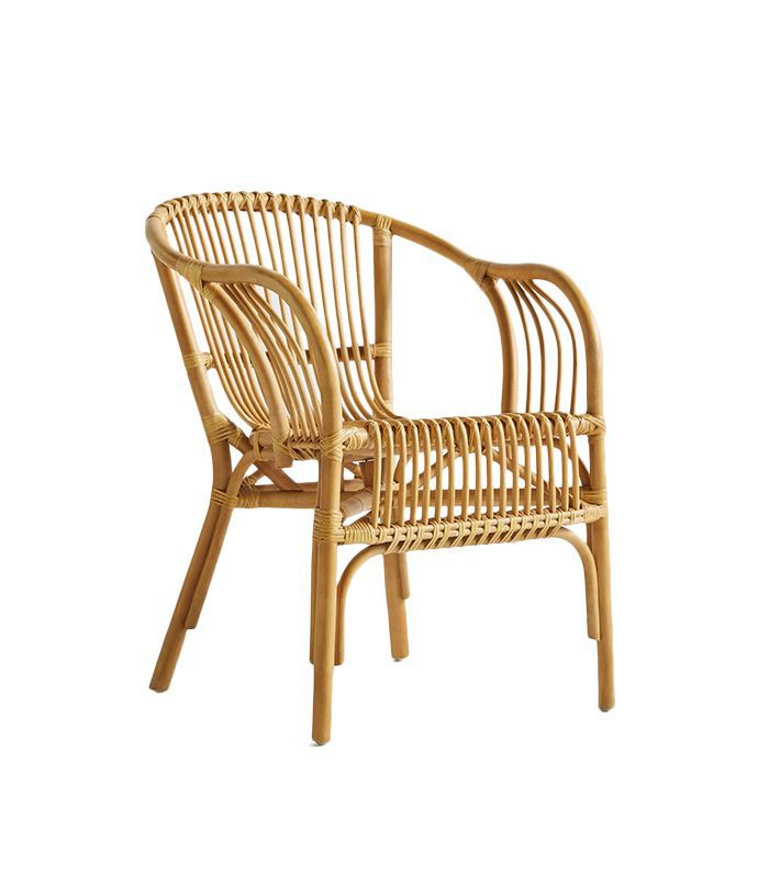 Silla Anthropologie Pari Rattan