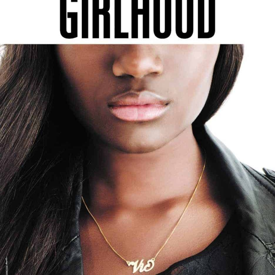 Girlhood (2015) poster.