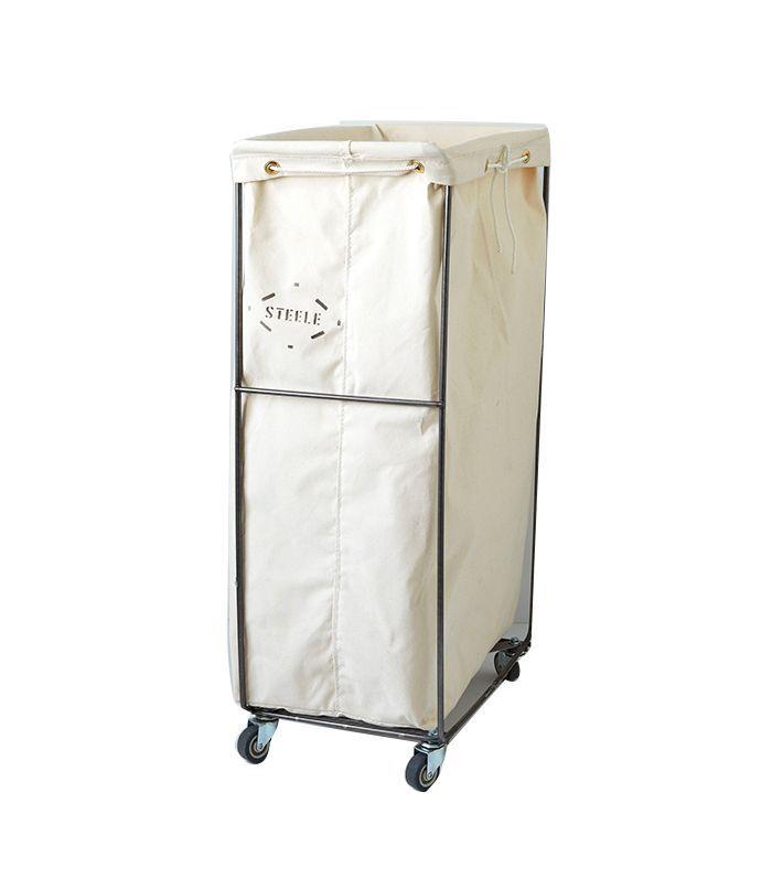 Food52 Narrow Elevated Laundry Basket
