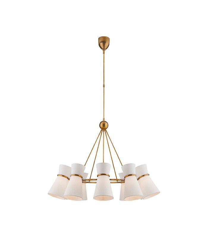 Aerin Lauder for Williams-Sonoma Clarkson Chandelier