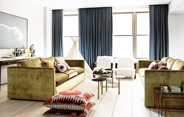 How to Arrange Your Living Room Layout, No Matter the Size