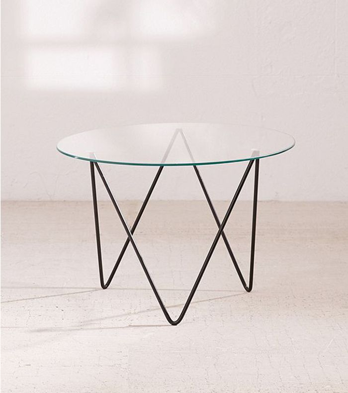 Anderson Glass Coffee Table