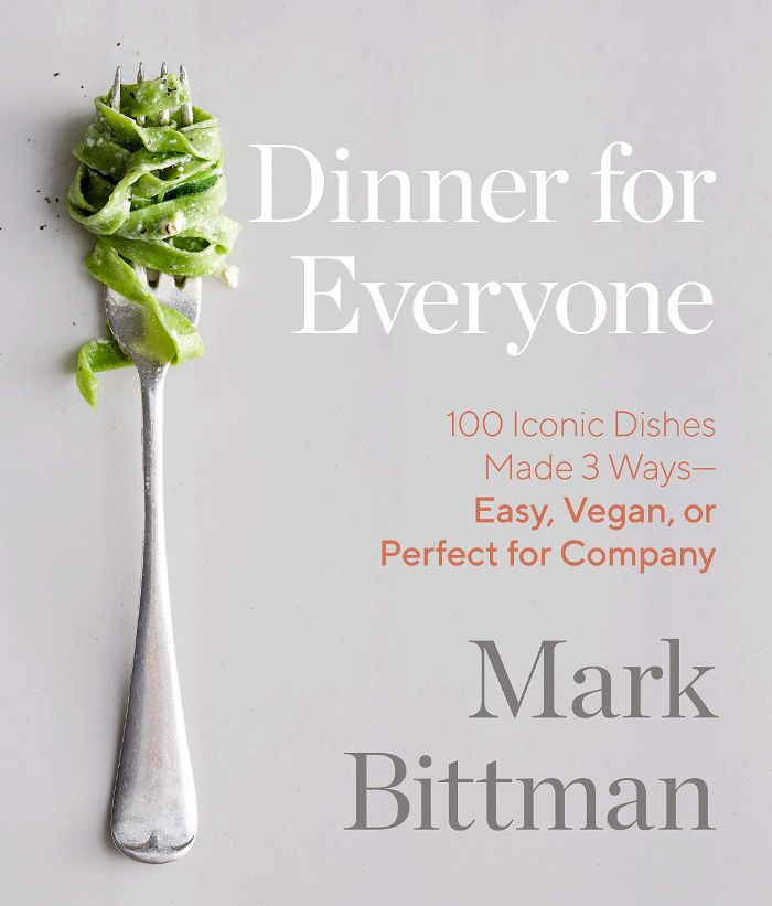 Mark Bittman Dinner for Everyone