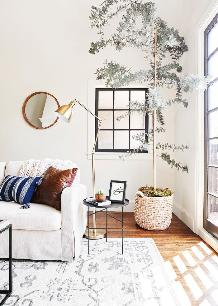 20 Chic Living Room Wall Décor Ideas