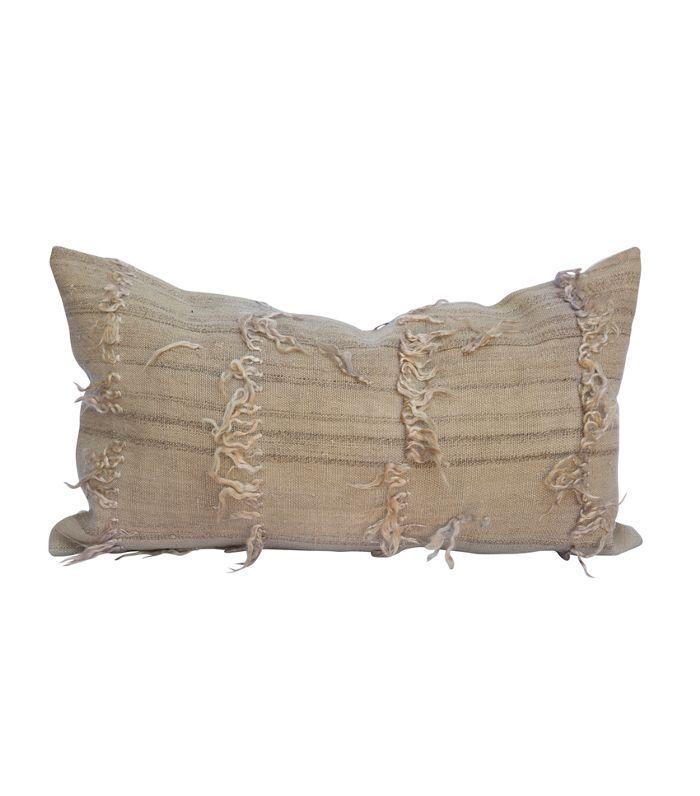 Katie Hodges Ali pillow