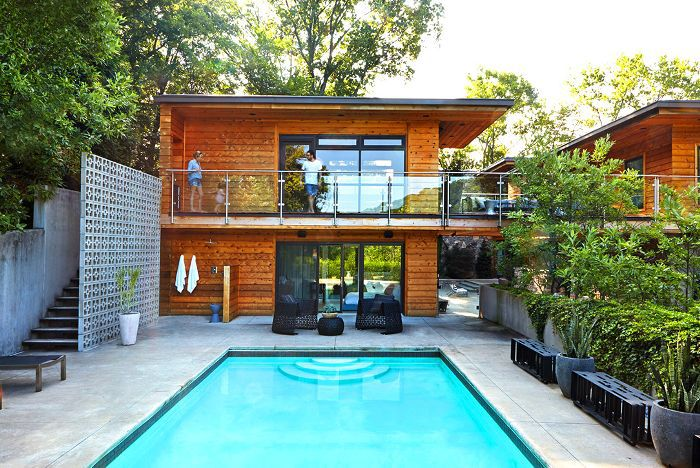 Home Tour The Nashville Home Of Kings Of Leon S Followill