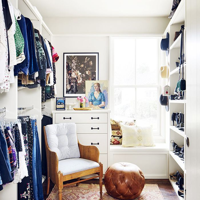 Brooklyn Decker's closet