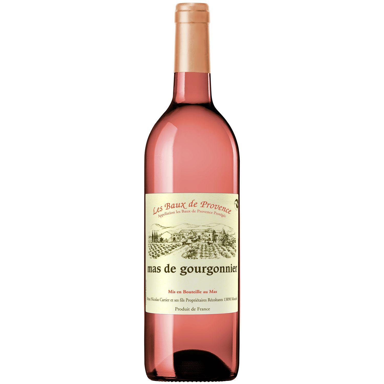 Les Baux de Provence Rosé 2017