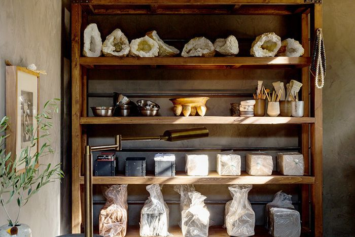 Jeremiah Brent Pottery Studio