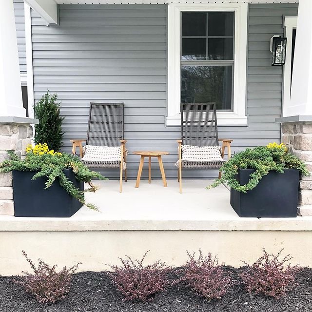 midcentury landscaping