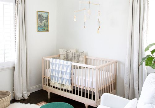 Sarah Sherman Samuel nursery design