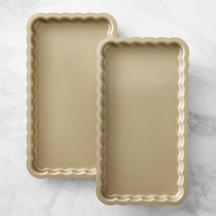 Williams-Sonoma Rectangular Layer Cake Pan Set