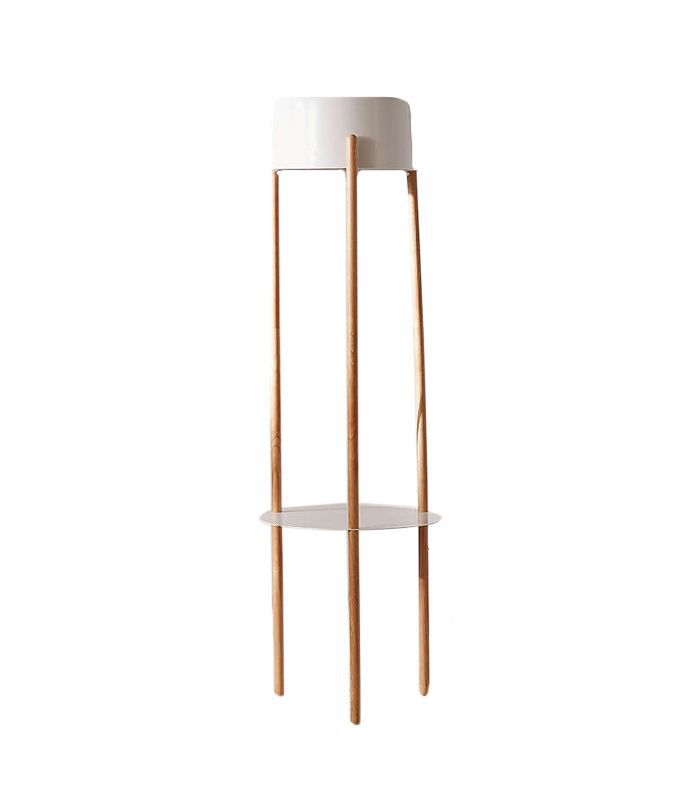 Victor Tripod Floor Lamp - White One Size at Urban Outfitters