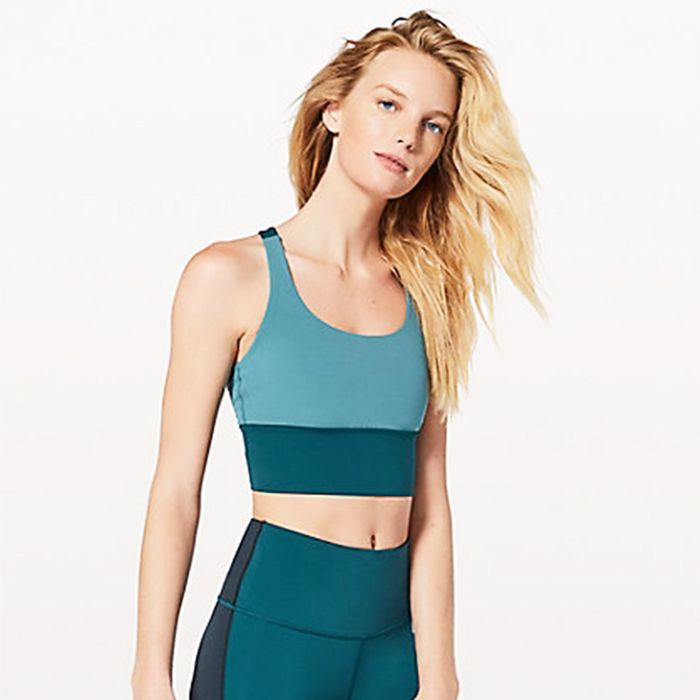 best sports bra: Lululemon Energy Bra Long Line