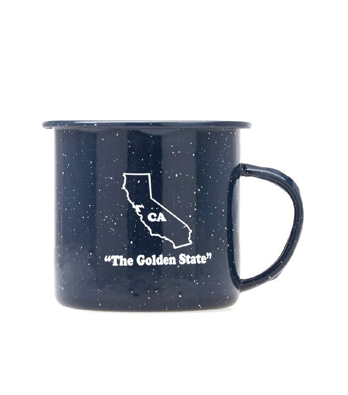 Battenwear Golden State Navy Mug