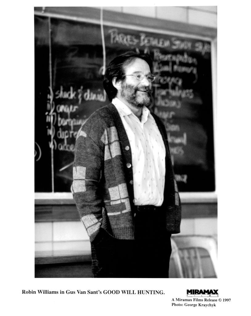 best 90s movies - good will hunting