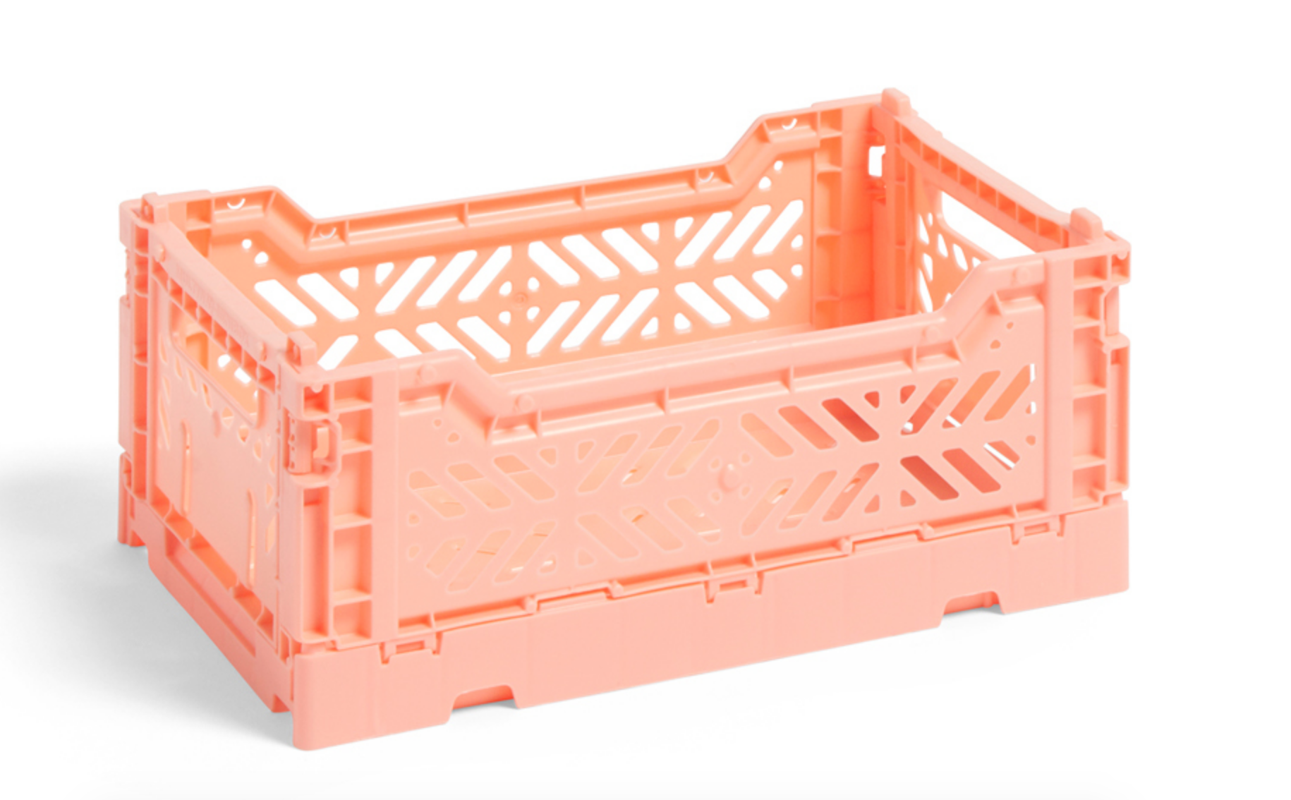 Hay foldable crate