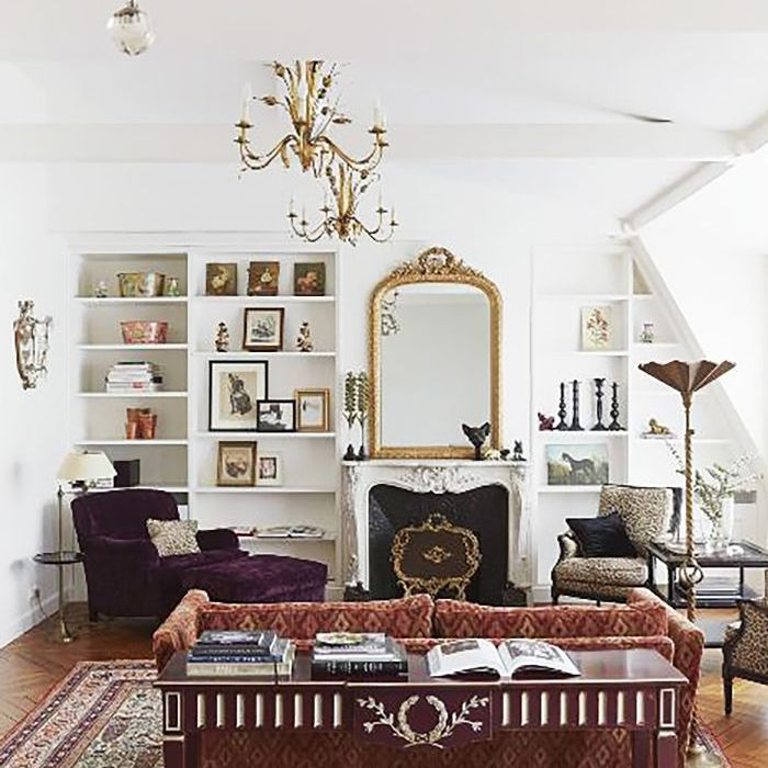 12 French Style Living Room Ideas Stolen Straight From Paris