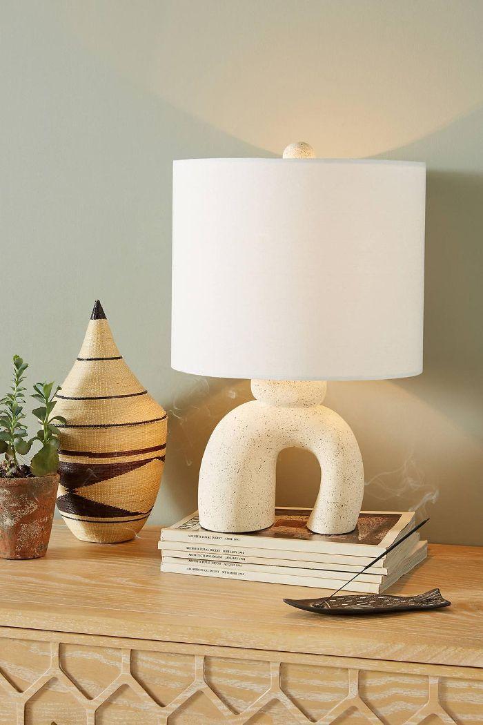 Mesa Ceramic Lamp Ensemble